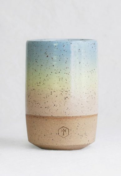 Sprinkles Speckled Small Mug side