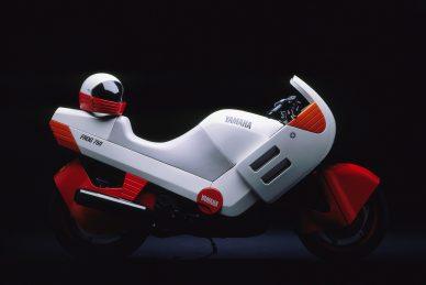Yamaha frog 750