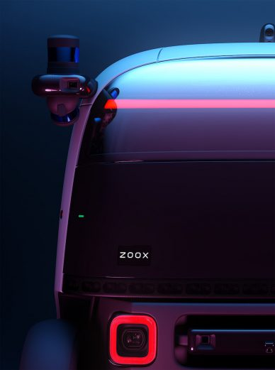 Zoox electric Vehicle Amazon personal transportation leManoosh Industrial design Blog