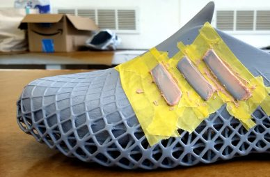 aarish netarwala 3d printed Shoes