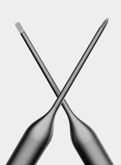 abidur chowdhury Hammer screwdriver crossing