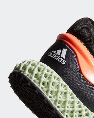 adidas 4d run 1 black signal coral