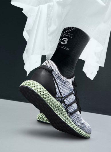adidas Y3 Runner 4D