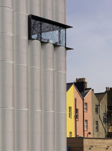 ALISON BROOKS ARCHITECTS QUARTERHOUSE