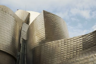 andres gallardo photography silver waves guggenheim bilbao