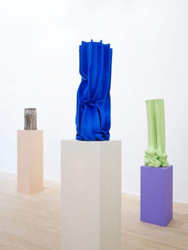 anton alvarez extruded ceramic sculptures