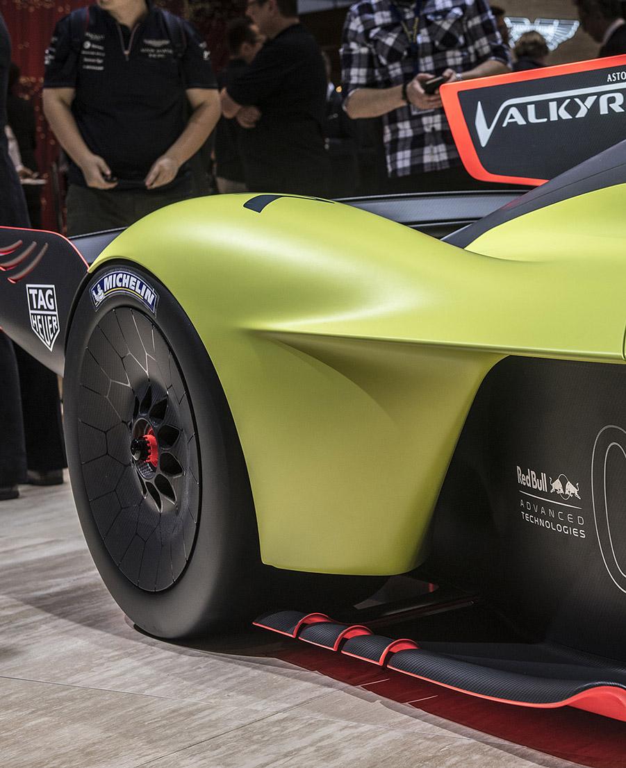 Aston Martin Valkyrie Geneva