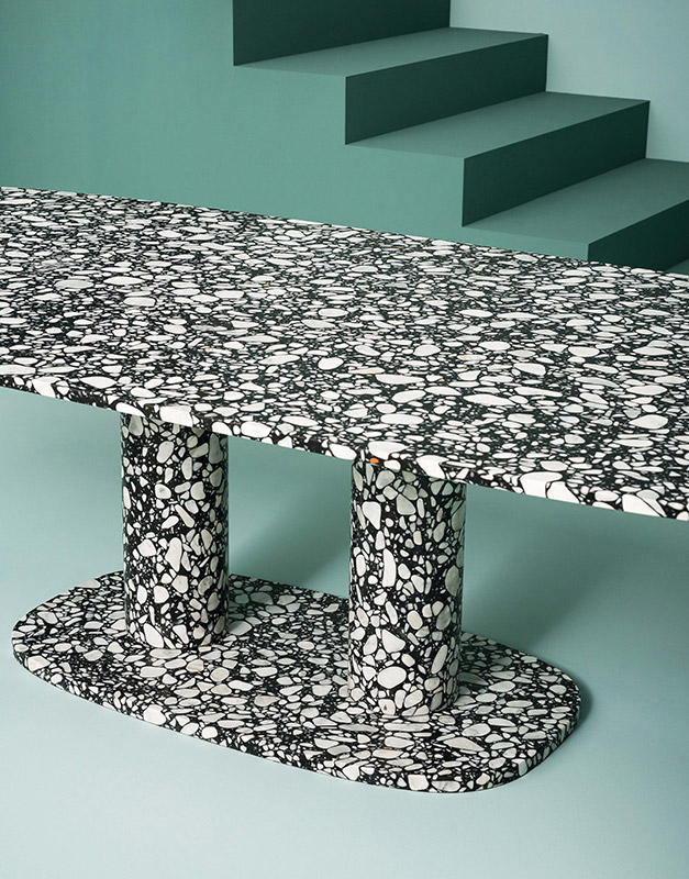 baxter marble table matera
