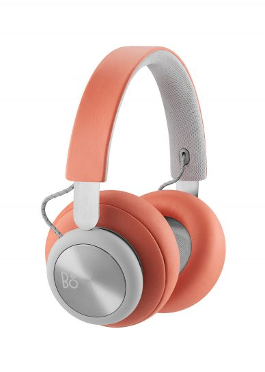 beoplay H4 tangerine red