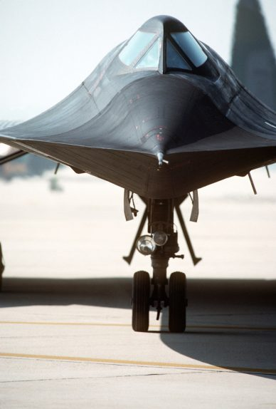 blackbird plane