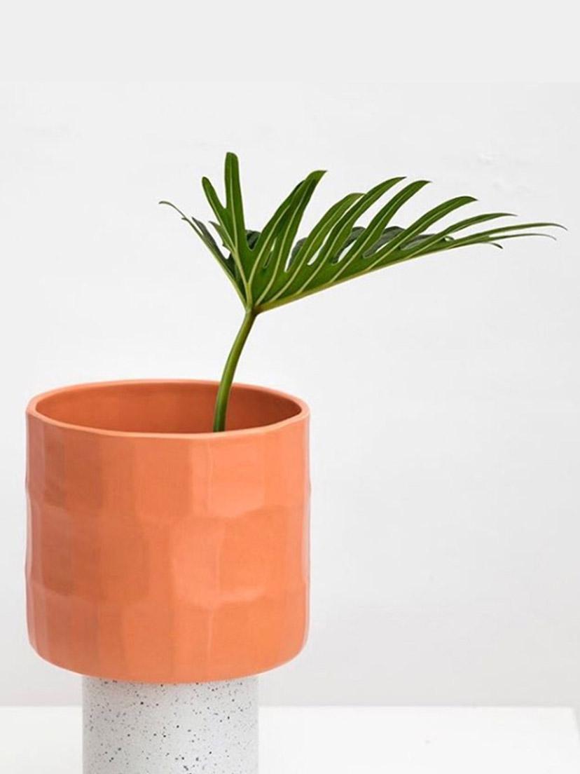 ceverine girard Lid vases