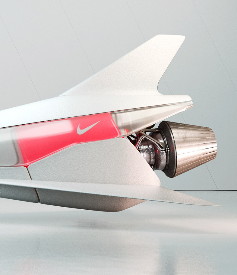 chris labrooy rendering nike