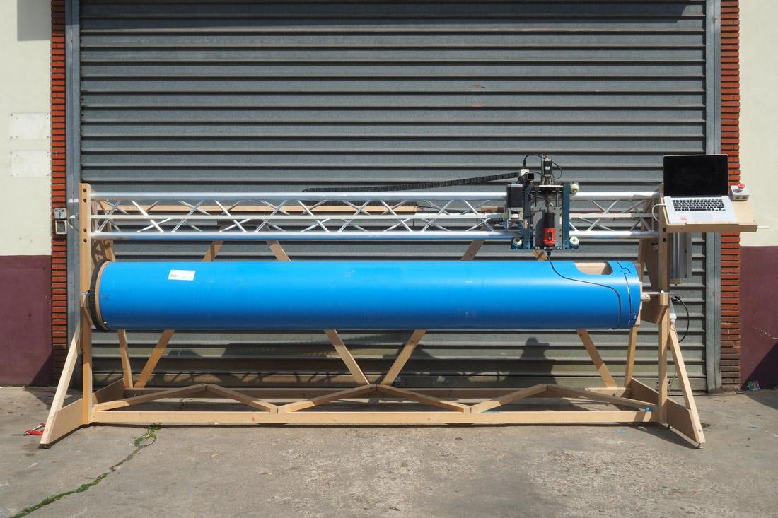 christophe machet pipeline project