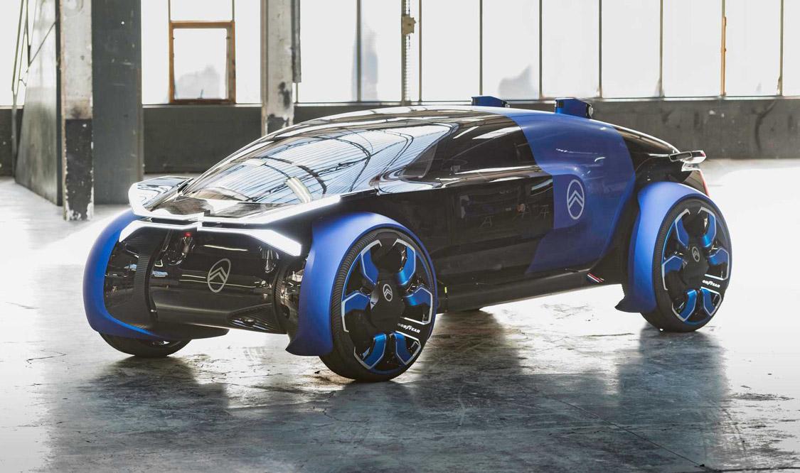 citroen 19 19 concept car