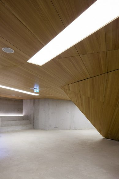 concert hall blaibach peter haimerl architektur