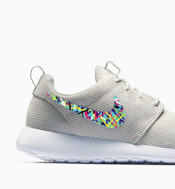 6a041cb93419 http   www.customsneakz.com products womens-custom-nike-roshe-run -sneakers-infrared-aqua-teal-lime-trendy-design-cute-nikes-customized-swoosh-limited-  ...
