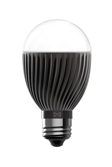 diana chang Misfit Bolt textured light bulb