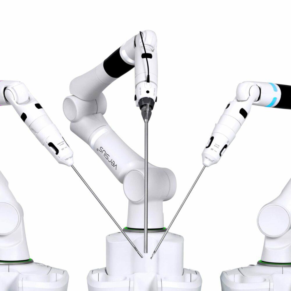 Bronze - Medical-Health - CMR Surgical - Versius Surgical Robotic System_01