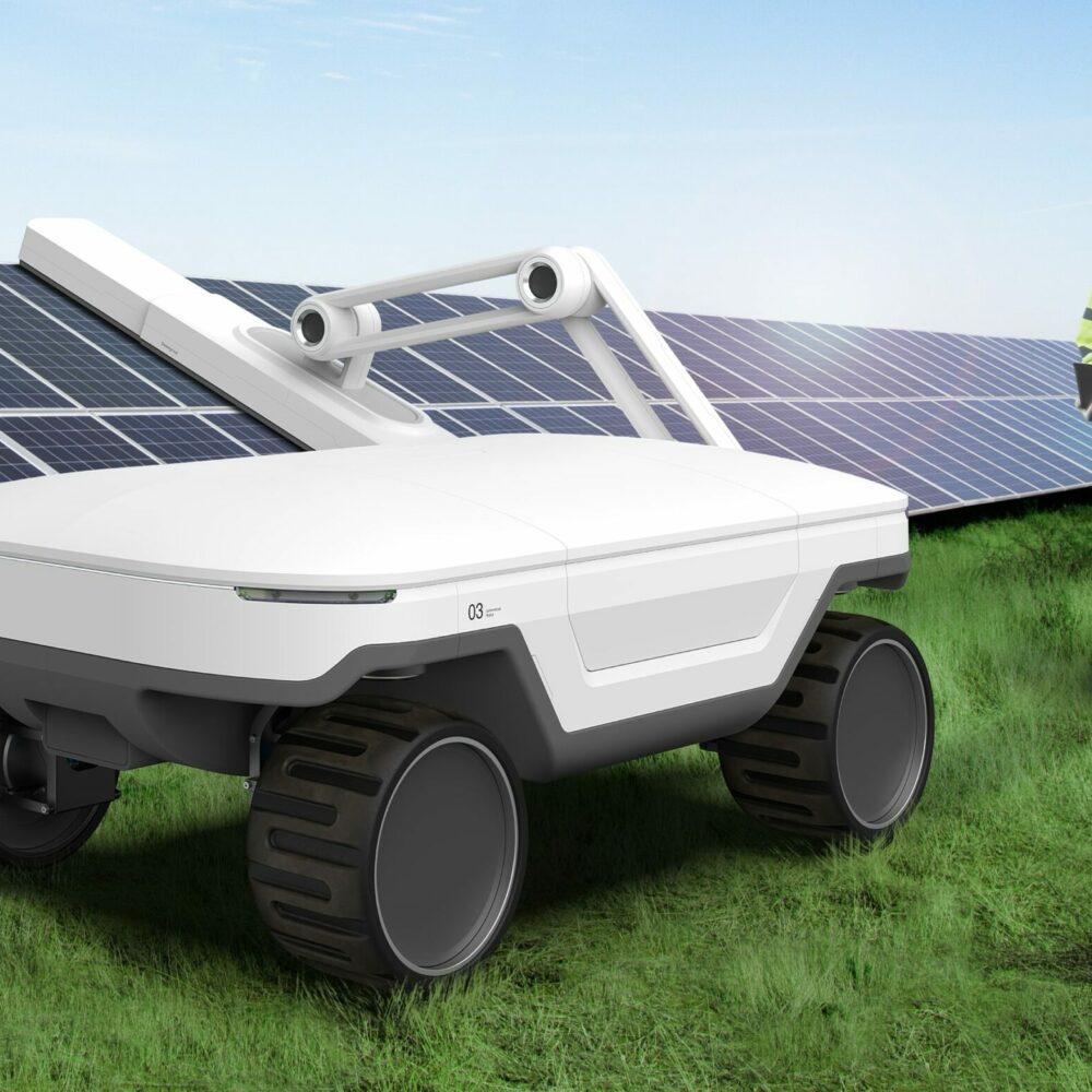 Bronze - Student - Cortec - solar park service robot_01