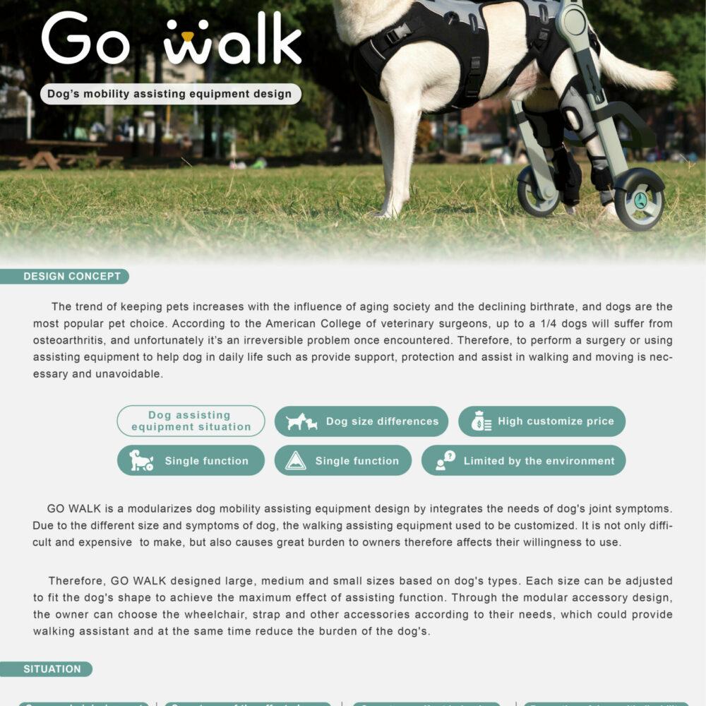 Bronze - Student - GO-WALK
