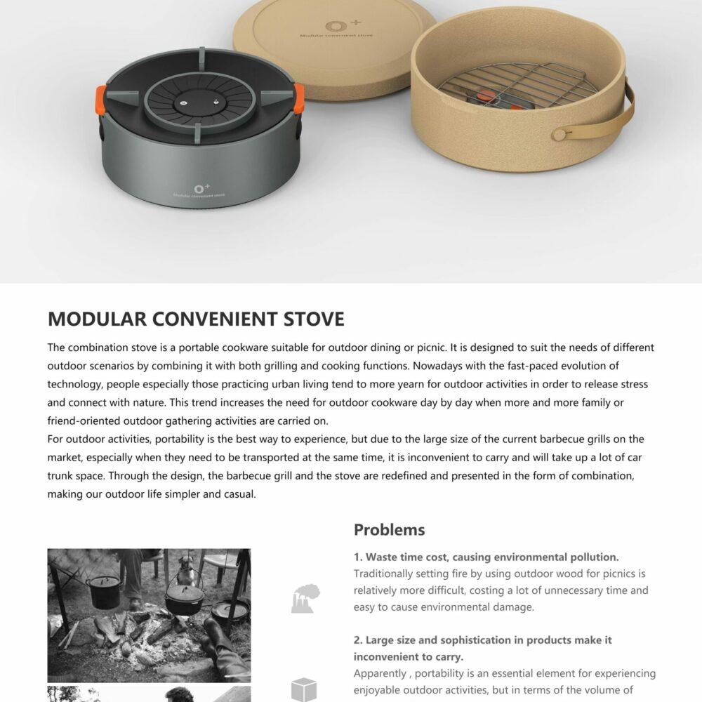 Bronze - Student - Modular Convenient Stove_01