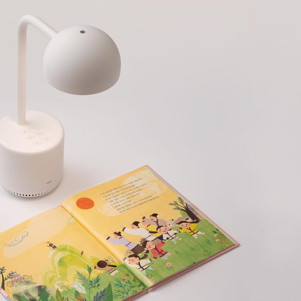Gold - Children's - CLOVA Lamp