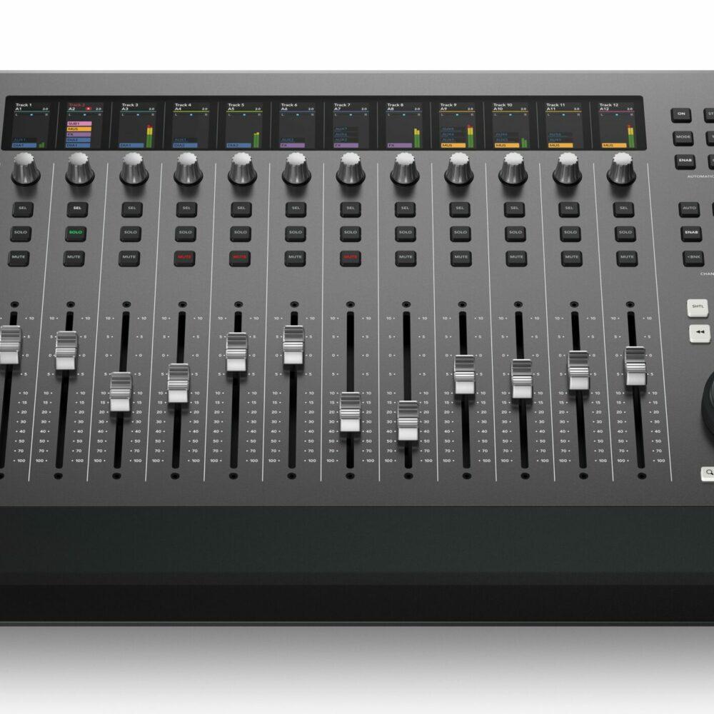 Silver - Commercial-Industrial - Blackmagic Fairlight Desktop Console_01