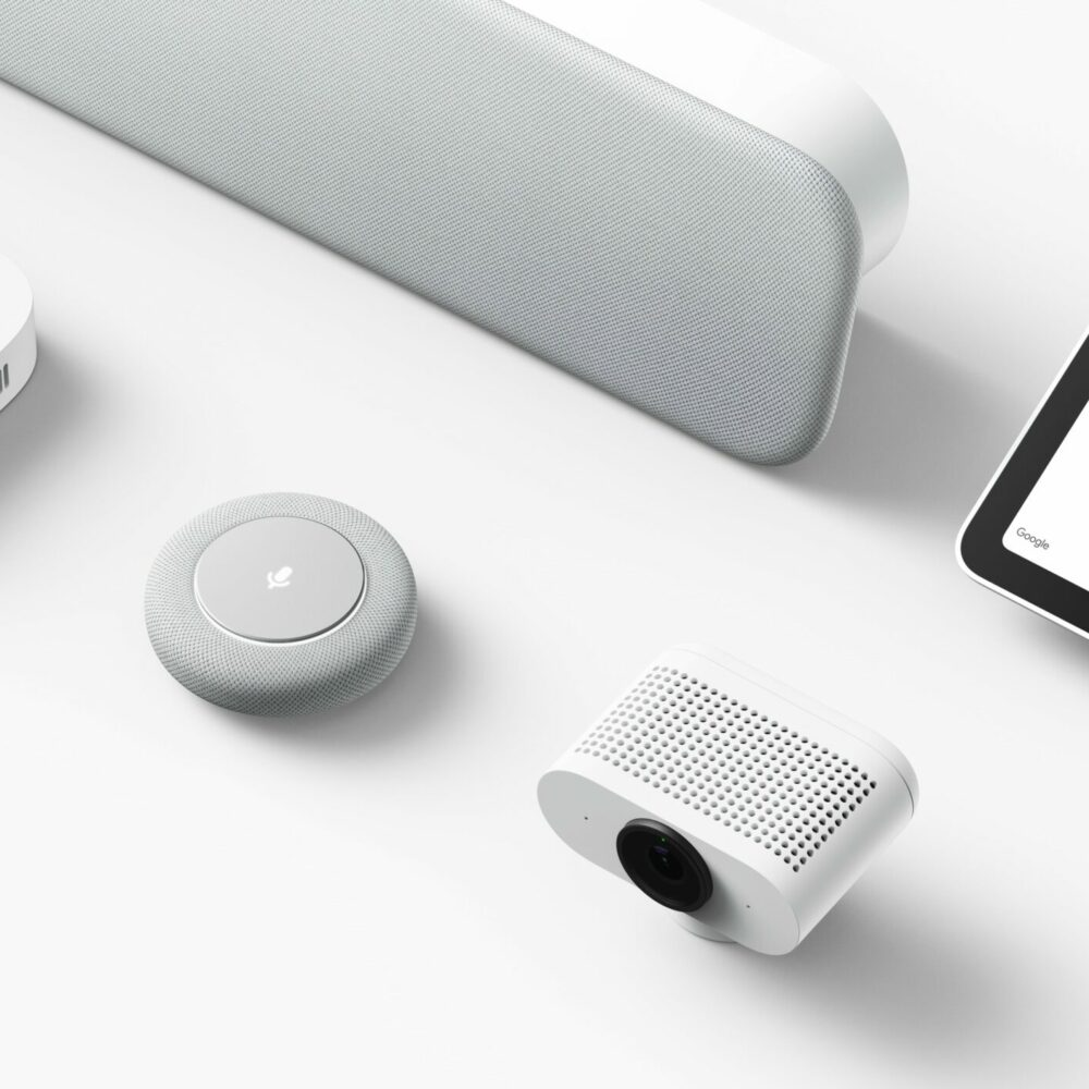 Silver - Consumer Tech - Google Meet Hardware – Series One_01