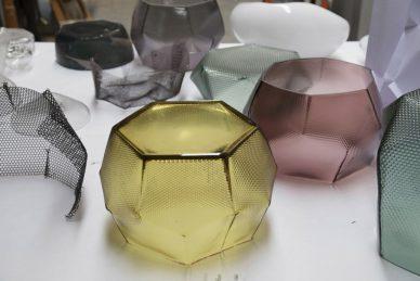 exposition design oriente verre