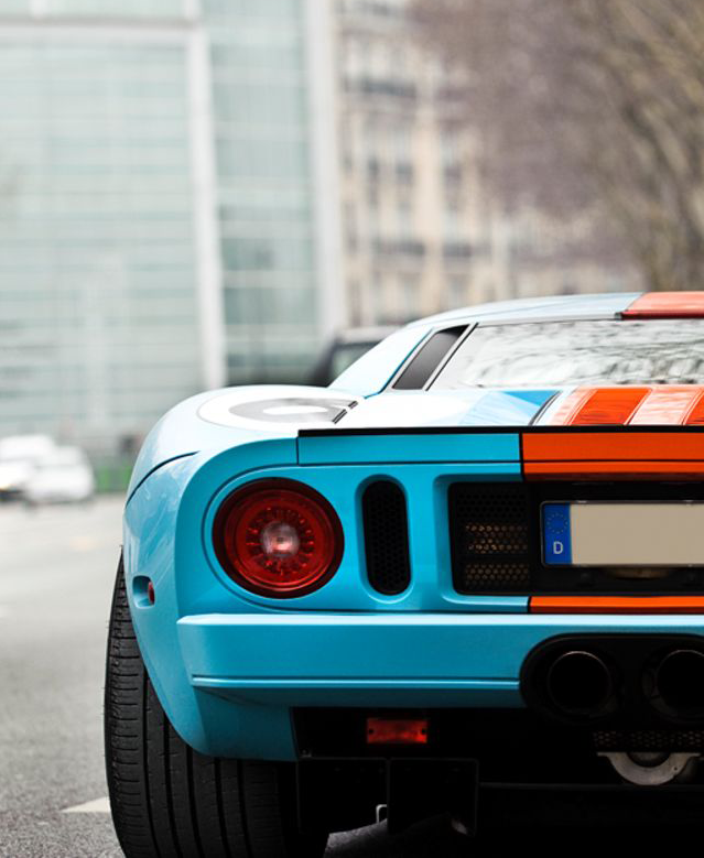 gulf livery ford gt