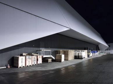 icrc logistics complex