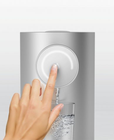 Jeayoon lee Hydrogen water dispenser use