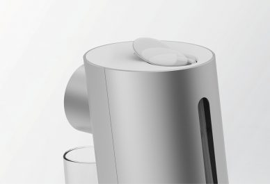 Jeayoon lee Hydrogen water dispenser back
