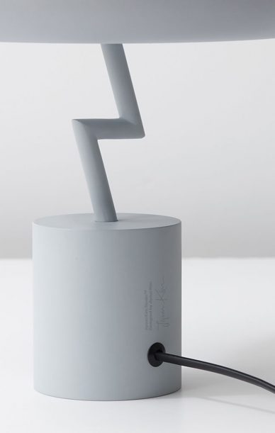 jiyoun kim project Lightning Lamp