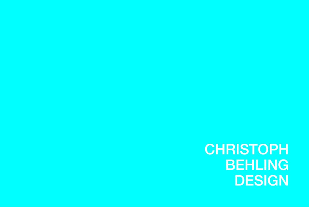 Christoph Behling Design