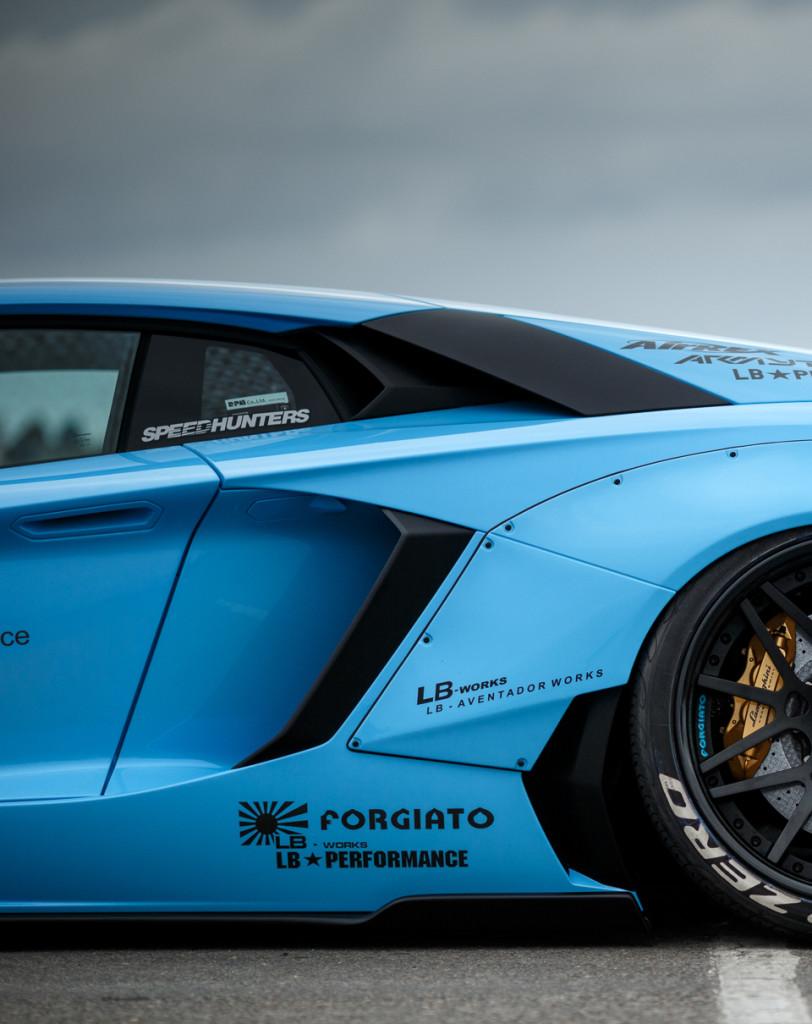 Lamborghini Lemanoosh