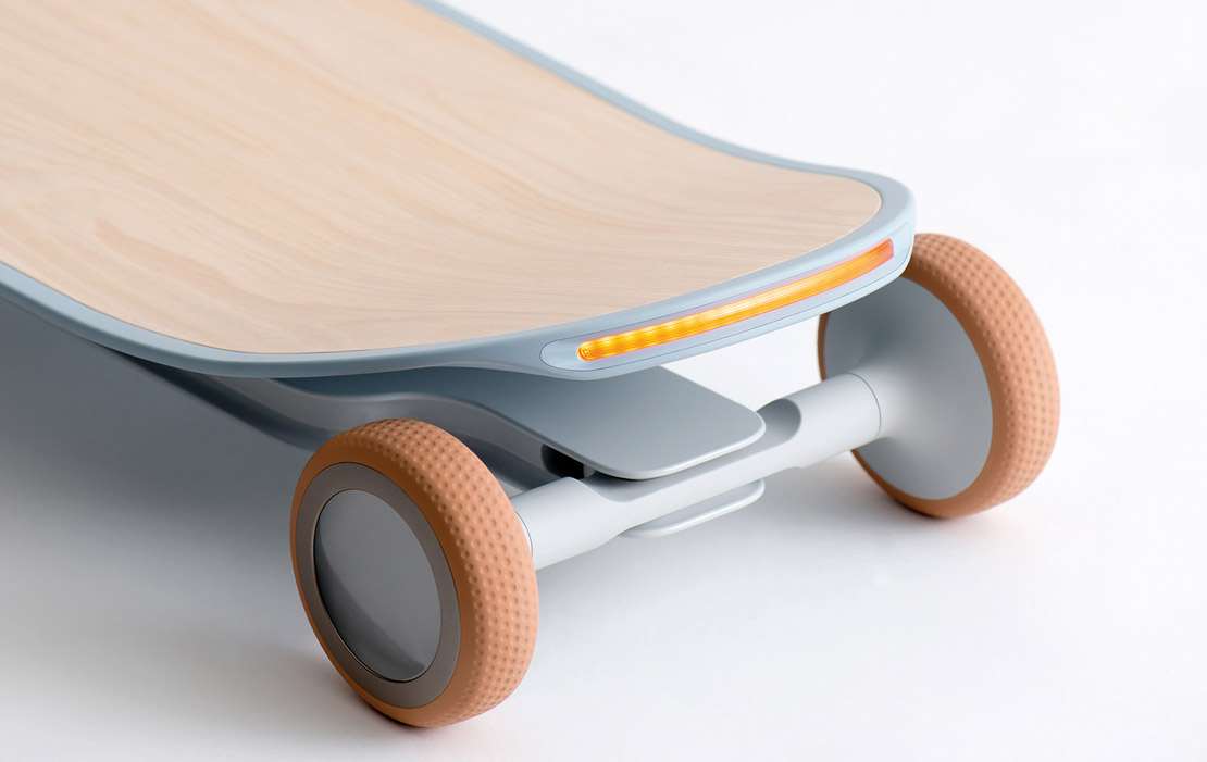 layer scooter PAL