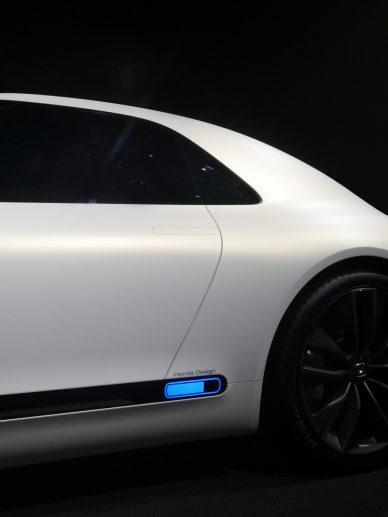 leManoosh Honda Urban EV concept