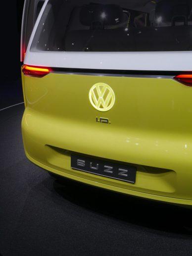 leManoosh VW ID Van concept