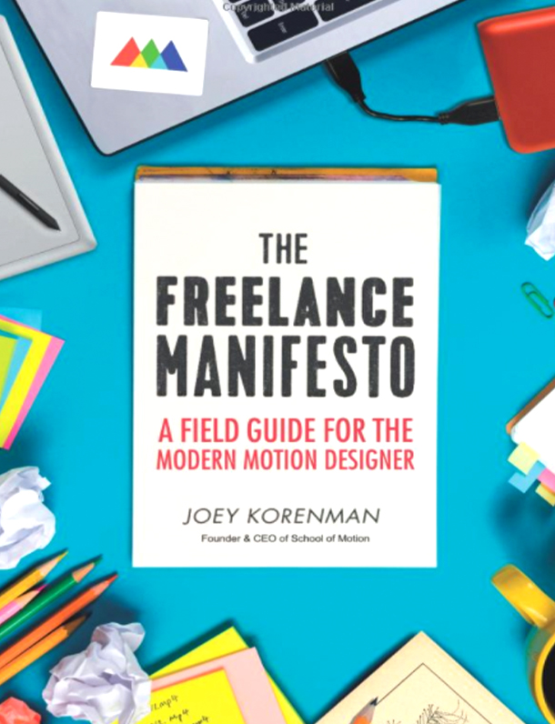 leManoosh The Freelance Manifesto