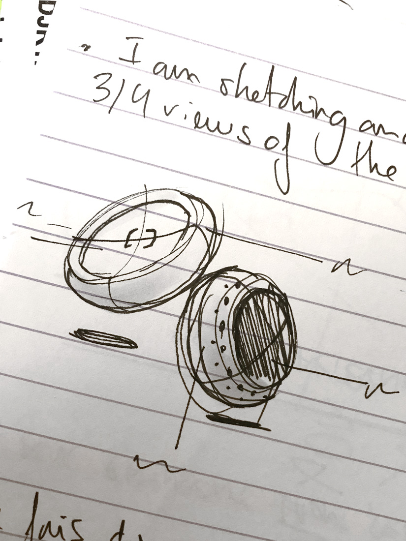 lemanoosh sketching course