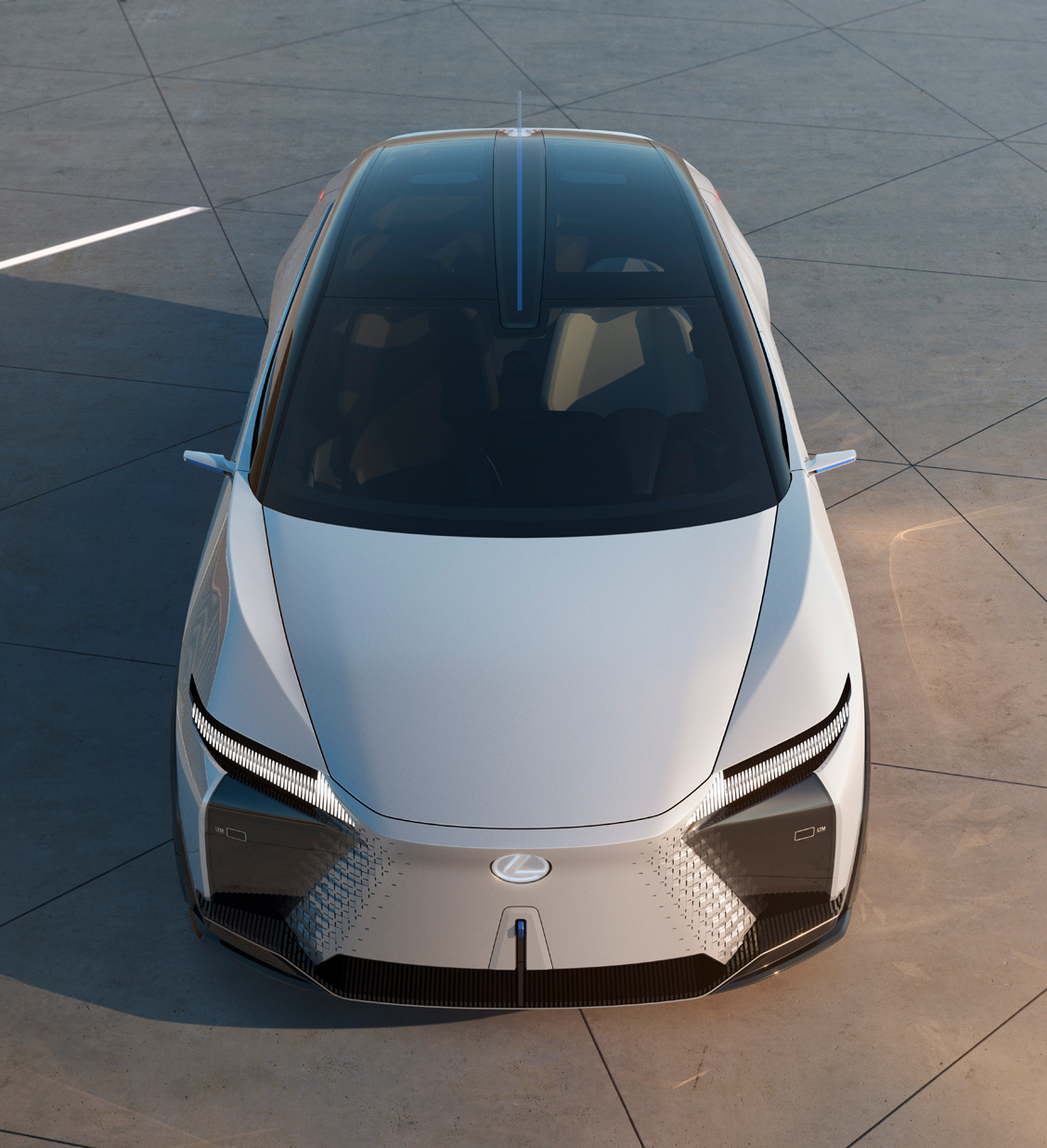 Lexus lf-z concept