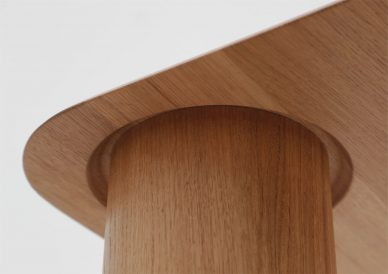 maria bruun wood table