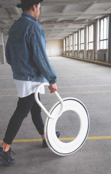markus erlando WALKING WHEEL