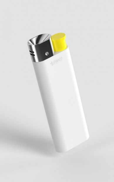 maxence couthier bic lighter