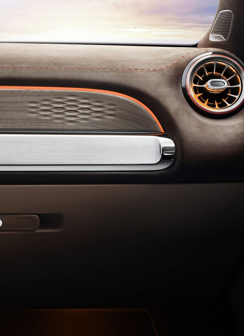 mercedes benz 2019 GLB concept