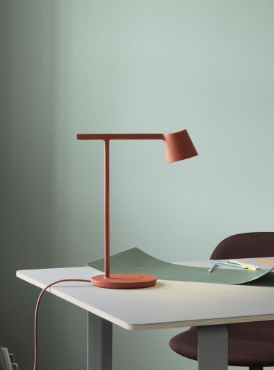 muuto tip lamp by jens fager
