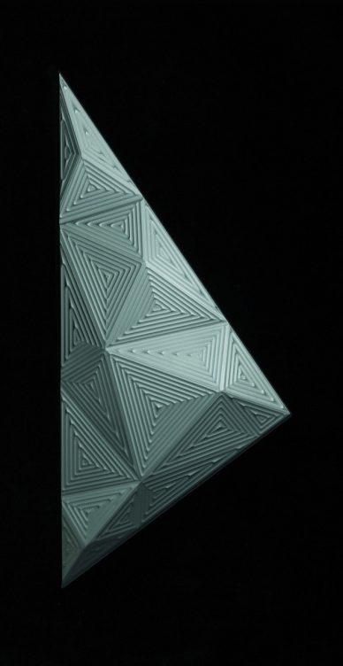 neal feay origami cnc texture