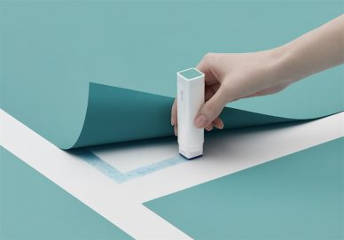 nendo japanese design gloo adhesive office products