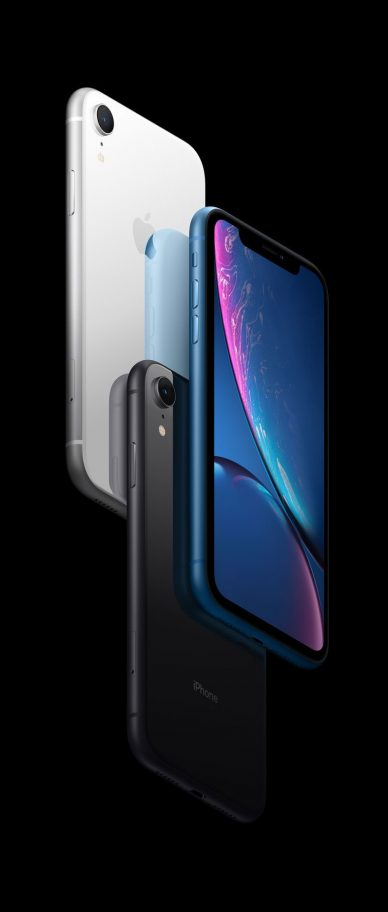 new iphone xr small
